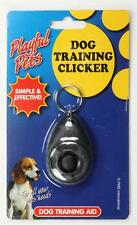 Dog Training Obedience Pet Clicker Puppy Cat Trainer