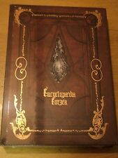 ENCYCLOPAEDIA EORZEA THE WORLD OF FINAL FANTASY XIV 14 LORE BOOK - NEW & SEALED