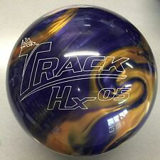 TRACK HX05 Bowling Ball  16 lb 1ST QUALITY  BRAND NEW IN BOX! free cleaning pad