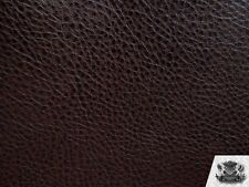 """Vinyl Faux Leather FORD Upholstery Fabric / 54""""W / Sold by the yard"""