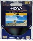 Hoya 72mm Slim CPL Circular Polarizing / Polarizer CIR-PL Filter