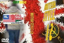 DVD BRITISH STYLE VOLUME 12 (ENGLANDS CASUALS,CHELSEA,WEST HAM,MILLWALL,MUFC)