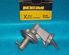 "1984 1986 Ford Truck 4cyl 122"" 140"" KEM Factory Rebuilt Fuel Pump 1152"