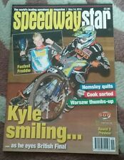 Speedway Star 14th May  2016