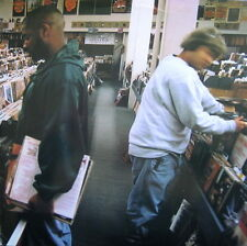 "DJ SHADOW  "" ENDTRODUCING "" NEW 180 GRAM LP + VOUCHER TO DOWNLOAD MP3 VERSION"