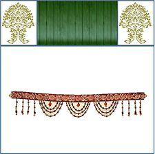 Beautiful Wall/Door Hanging Handmade in India (Design #14)