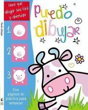 Puedo Dibujar by Ltd., Ltd. Make Believe Ideas (2016, Paperback)