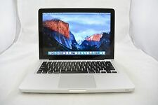 "Apple MacBook Pro 13"" 2012 2.5GHz Core i5 500GB 4GB MD101LL/A C GRADE + Warranty"