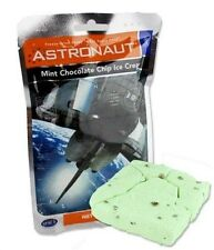 (20) Astronaut Space Ice Cream Mint Chocolate Chip Food Freeze Dried Dehydrated