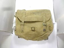 VINTAGE HTK  DANISH ARMY KNAPSACK BACK PACK