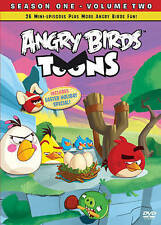 Angry Birds Toons, Vol. 2 (DVD, 2014)