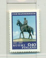 MONUMENTI - MONUMENT FINLAND 1967 Mannerheim