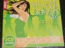 WELCOME TO YOUR WEEKEND MIX! Part 2 (2 CD - Digipak - 2007) Bobby Burns, Devoice
