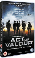 ACT OF VALOUR - DVD - REGION 2 UK