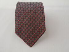FABIO MORETTI SOLID SILK TIE SETA CRAVATTA MADE IN ITALY   X1848