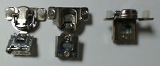 Blum 38n310 1/2 overlay face frame cabinet hidden euro hinges. Lot of 10