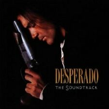 LOS LOBOS - DESPERADO-THE SOUNDTRACK  CD 18 TRACKS FILMMUSIK NEU