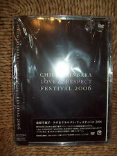 """CHIEKO KINBARA"" -  LOVE AND RESPECT - FESTIVAL 2006 DVD"