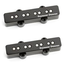 Seymour Duncan Apollo set of Jazz Bass Pickups Black 11403-07