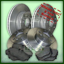 RANGE ROVER P38 - Full Brake Disc and Pad Set (DLS412)
