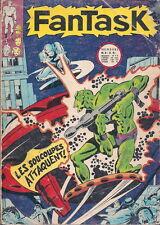 TRES RARE FANTASK 2 MARVEL EDITION LUG COMICS 03/1969 (238) 4 FANTASTIQUES
