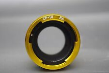 Cinema Products CP16 CP-16 Lens to Sony E (FS100, A7SII, NEX) adapter adjsutable