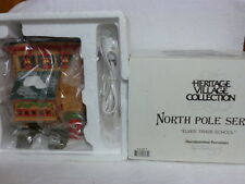 Dept 56 North Pole Elves trade School - 56387