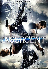 THE DIVERGENT SERIES: INSURGENT (NEW DVD)