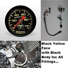 OIL PRESSURE GAUGE KIT  No4 TRIUMPH America Speedmaster T100 Thruxton