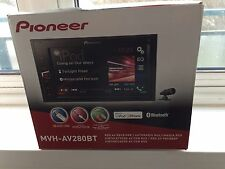 Pioneer MVH-AV280BT car stereo, MP3 Player Bluetooth USB AUX in - NCS1190374