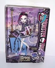 Monster High Catrine DeMew Scaris City of Frights New in Box