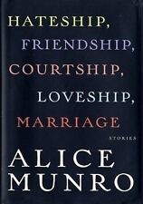 Hateship, Friendship, Courtship, Loveship, Marriage: Stories, Munro, Alice, Good