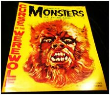 FAMOUS MONSTERS OF FILMLAND #12 (1961) Horror Magazine - EXCELLENT CONDITION