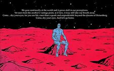 4611 Watchmen dc quotes Canvas poster gallery wrap print HD wall deco 24x38 inch