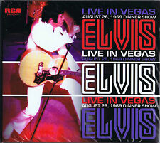 Elvis Presley - LIVE IN VEGAS - FTD 97 New / Sealed CD