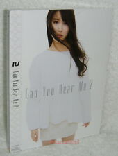 IU Can You Hear Me? Taiwan Ltd CD+DVD (Japanese song) Digipak
