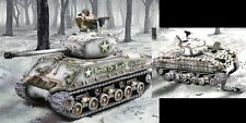 COLLECTORS SHOWCASE CS00937 - WWII US Army Sherman Winter Set