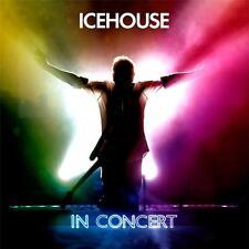 ICEHOUSE IN CONCERT 2 CD DIGIPAK NEW