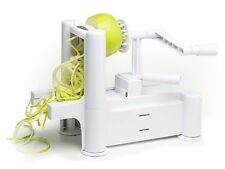Spiral Slicer Fruit and Vegetable Apple Carrots Potato Tri-blade Spiralizer Food