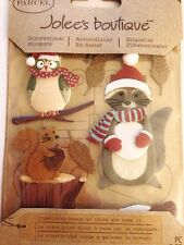 Jolee's Boutique -- Christmas Animals -- NEW -- (#1889) Santa animals