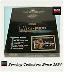 "Ultra Pro Platinum 4 Pocket Pages 3.5""x 5"" Factory box(100)x10-Large NBA Photos"