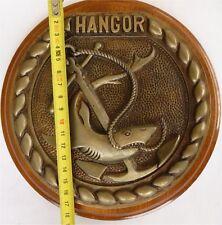 HANGOR sous marin PAKISTAN classe Daphné 1966-2006 - Tape de Bouche - Marine
