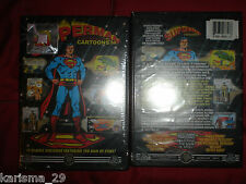 Superman CARTOONS 10 VINTAGE SUPERMAN CARTOONS 2004 IBM/MAC COMPAT RETIRED DVD