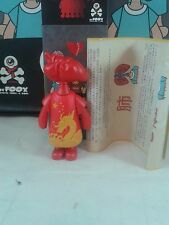 """Organ Donors Chinese Edition One Heart 3.5"""" figure Esc Toys 2009 Dragon"""