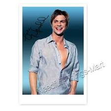 Gale Harold alias Brian Kinney da Queer as Folk-AUTOGRAFO carta fotografica [ak3]