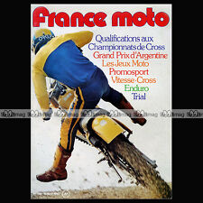 FRANCE MOTO N°156 ★ MOTO-BALL ★ JEAN FORAY ★ 24 HEURES DU MANS 1982 ★