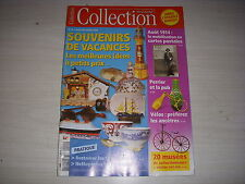 COLLECTION MAGAZINE 10 08.2004 PUB PERRIER VELOS 1900 MOBILISATION 1914 BANANIA