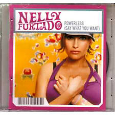CD Single Nelly Furtado Powerless limited ed Pock-It !