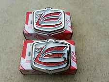 Toyota TA22 TA23 RA23 RA28 Celica red dragon badges NEW