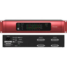 Focusrite RedNet 2 16 Channel Ethernet Audio Network Interface